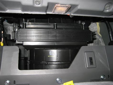When To Replace Cabin Air Filter by Hyundai Sonata Hvac Cabin Air Filter Replacement Guide 011