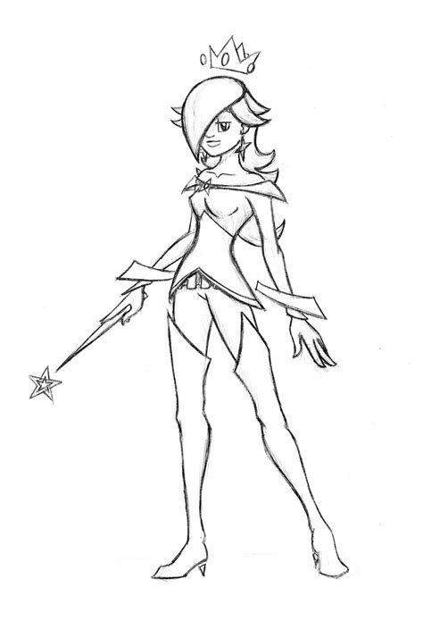 princess rosalina coloring pages free coloring pages of princess rosalina