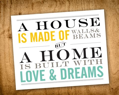 gifts for a new home quotes for house warming cards quotesgram