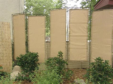 Privacy Screen Ideas For Backyard Backyard Transformations Projects And Ideas Hgtv