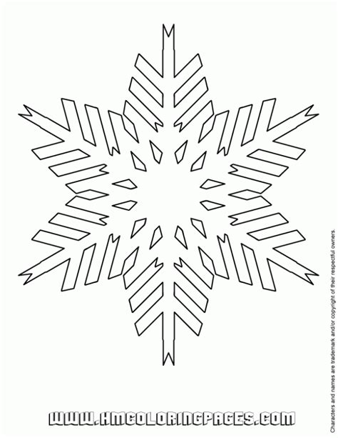 advanced snowflake coloring pages advanced snowflake coloring pages