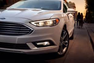 Ford Fision 2017 Ford Fusion Earns Iihs Top Safety The News Wheel