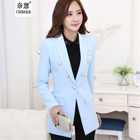 light blue suit jacket womens light blue blazer plus size traffic