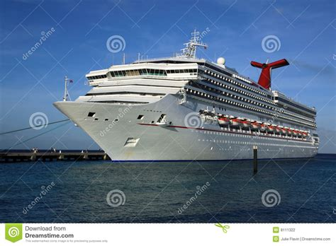 Cruise Ship Photographer by Cruise Ship In Tropical Island Port Stock Photography Image 8111322