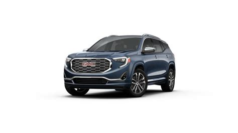 gmc colors 2018 gmc terrain denali colors gm authority