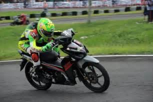 motor balap hasil kualifikasi balap motor pon xix jabar tasikmalaya