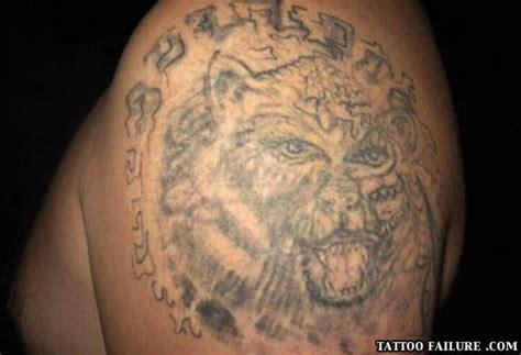 tattoo tribal fail tattoo fails lion www pixshark com images galleries