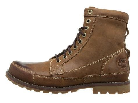 Timberland Leather Original timberland earthkeepers 174 rugged original leather 6 quot boot