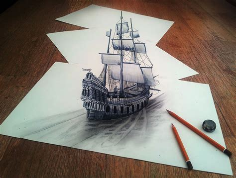 tutorial gambar pensil 3d cara desain 33 ilustrasi pensil 3d realistis keren yang