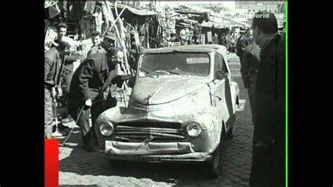 sfascia carrozze lo sfasciacarrozze e portaportese 1962