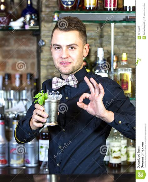 bartender photography bartender stock photo image 36155320