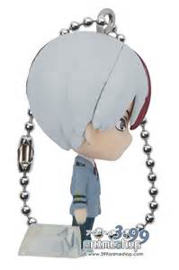 hero academia shouto todoroki figurine ball chain sale