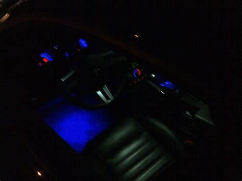 Ambient Lighting by 2008 Ford Mustang Ambient Lighting