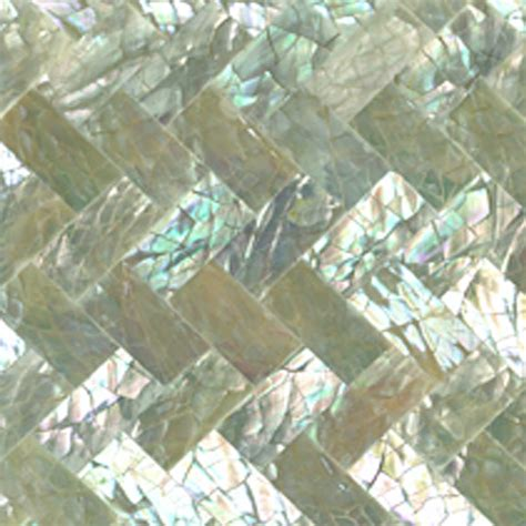 abalone crackle weave shell tile 4x4 quot 1 tile