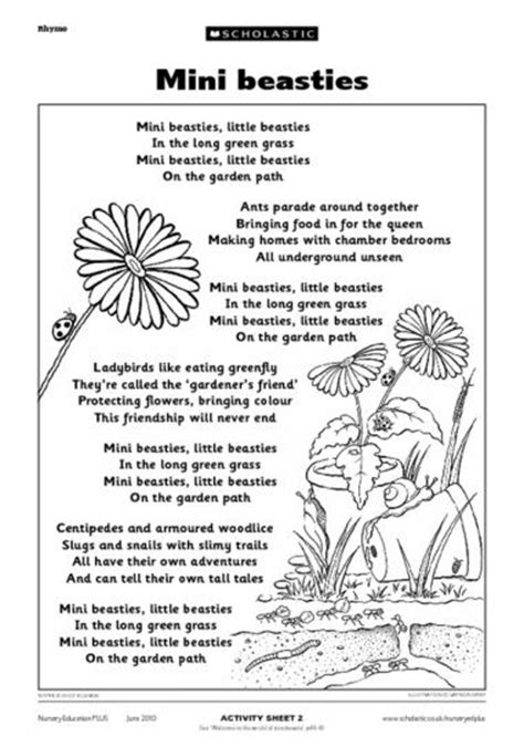 year 1 poetry pattern and rhyme planning 41 best images about year 1 poems on pinterest spikes