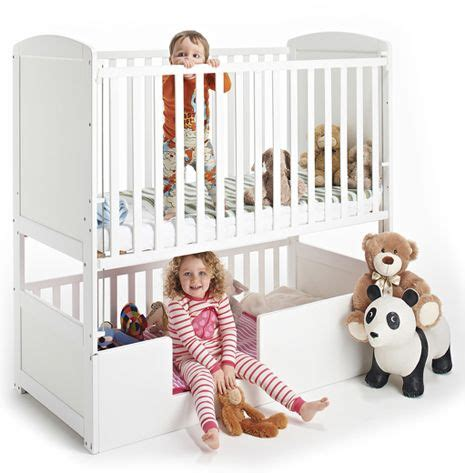 bunk bed with crib pinterest the world s catalog of ideas