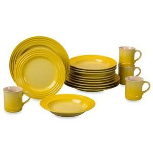 Le Creuset Sweepstakes - contest sun sweeps le creuset 16 piece dinnerware set sweepstakes
