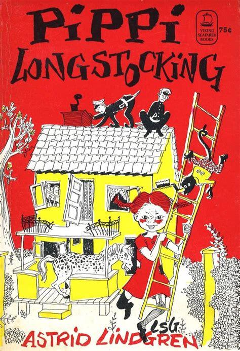 Comic Books In Pippi Longstocking Book Series