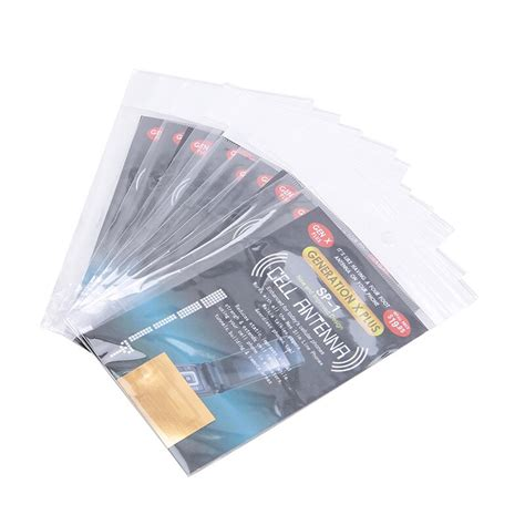 10pcs cellphone phone signal enhancement x sp 1 antenna booster stickers in outdoor tools