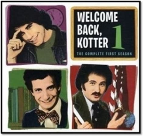 theme song welcome back kotter tv theme song quot welcome back kotter quot coolspotters