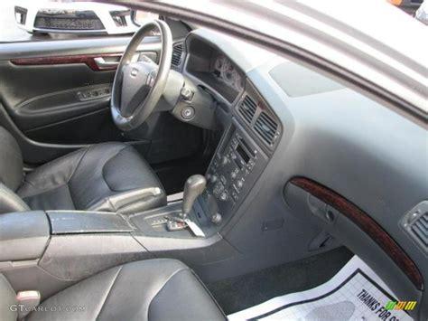 Volvo S60 Interior Colors by Graphite Interior 2002 Volvo S60 2 4t Photo 45097518 Gtcarlot