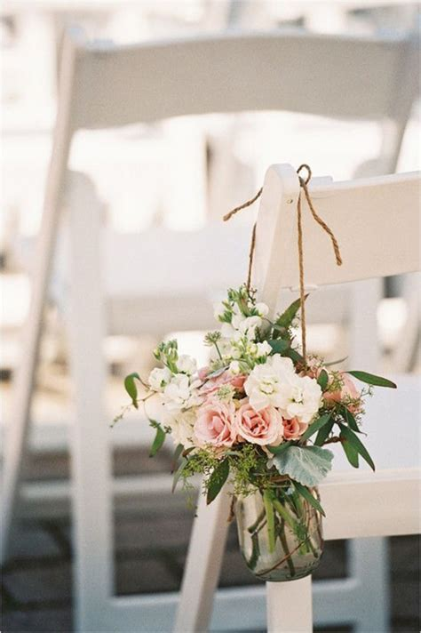 Wedding Decor: 20 of the Prettiest Pew Ends   weddingsonline