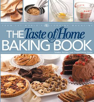 the taster books the taste of home baking book by janet briggs reviews