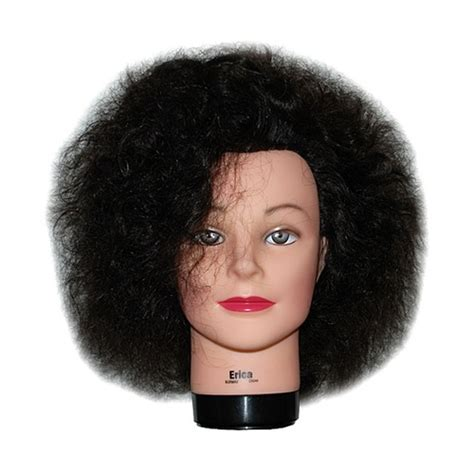 hairstyles done on a mannequin with green hair celebrity 18 afro cosmetology mannequin head 100 human
