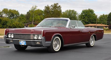 1967 lincoln continental hardtop convertible lincoln highway association 2013 tour cars