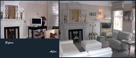 before and after decor before and after snowgoose interiors