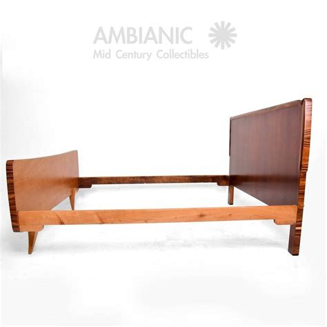 Mid Century Modern Bed Frame by Mid Century Modern Italy Bed Frame For Sale At 1stdibs