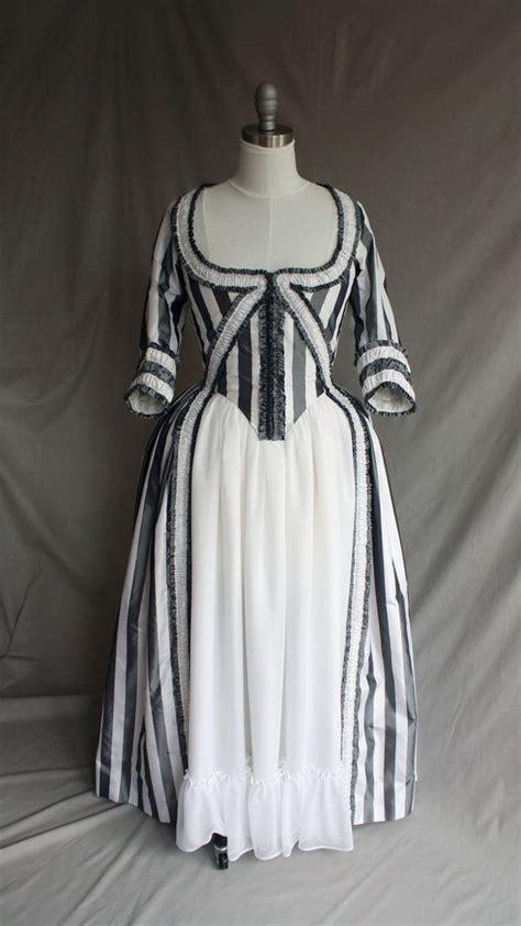 Hochzeit 18 Jahrhundert by Zone Vorder 18 Jahrhundert Rokoko Kleid Nach Mass