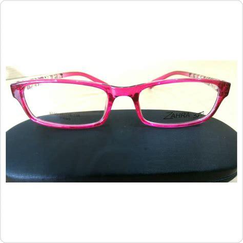 Kacamata Wanita Cewe 2192 Pink jual frame kacamata wanita zahra warna pink mamy shop