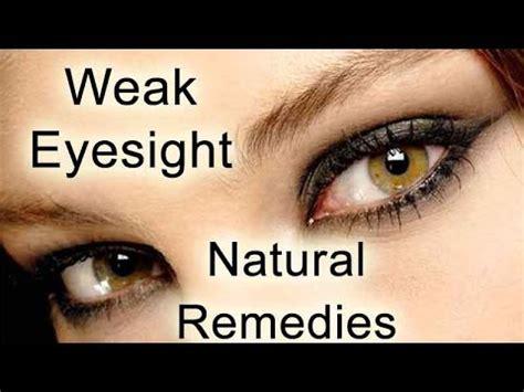 how to improve eyesight ayurveda herbs remedies