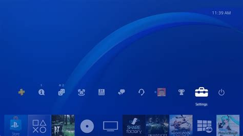 do ps4 themes move how to change the theme of your playstation 4 home screen