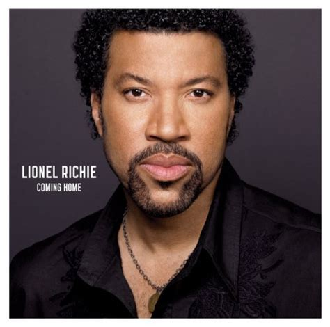 lionel richie home lionel richie coming home cd covers