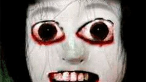 www scary weird gif find share on giphy