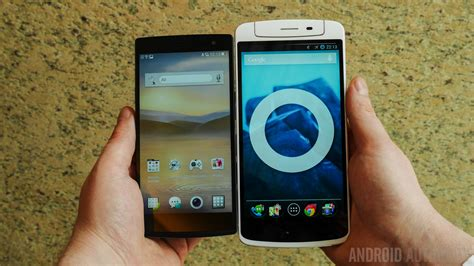 Hp Oppo Find 7 Hd oppo n1 vs oppo find 7 look android authority