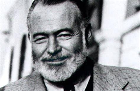 biography of ernest miller hemingway an essay on the life and works of ernest miller hemingway