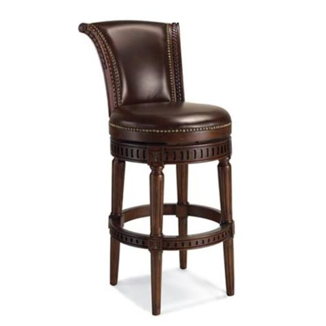 Frontgate Manchester Bar Stool by Manchester Swivel Bar Height Bar Stool 30 Quot H Seat Frontgate