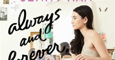 always and forever lara 1407177664 libros gatos y mi taza de caf 233 always and forever lara jean jenny han