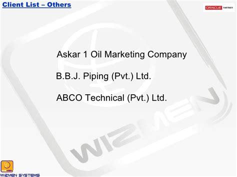 Detox Corporation Pvt Ltd Kutch by Wizmen Client List