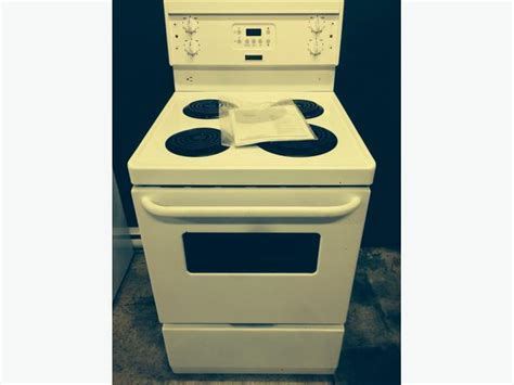 Apartment Size Electric Stove Brand New 24 Quot Apartment Size Stove Oak Bay