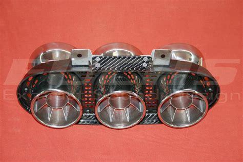 Ferrari 3 Endrohre by Ferrari F458 Rudolf Fuchs Gmbh Exhaust Systems