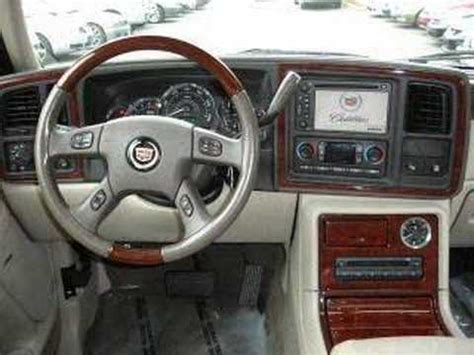 online auto repair manual 2005 cadillac escalade navigation system 2005 cadillac escalade ext problems online manuals and repair information