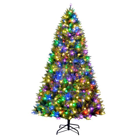 c3 led christmas lights 9 800 multi color c3 led light indoor christmas tree
