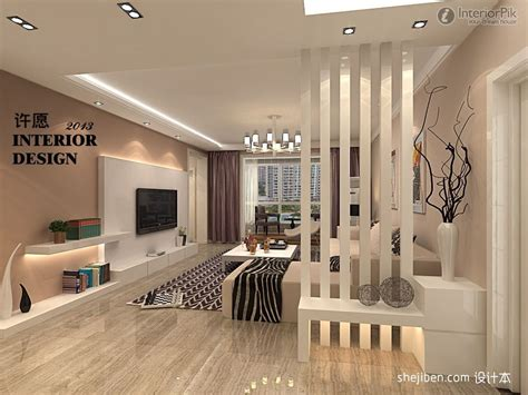 room partition excellent modern style living room partitions decorated