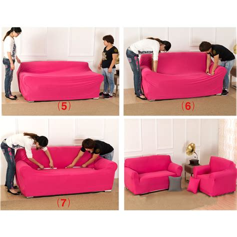 Sofa Lazada home furniture chair loveseat sofa stretch protect