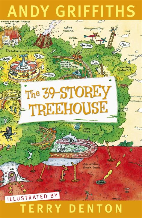 terry treetop and abigail collection books the 39 storey treehouse by andy griffiths great escape books