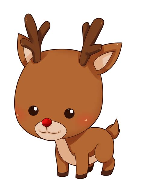 animated reindeer clipart 64